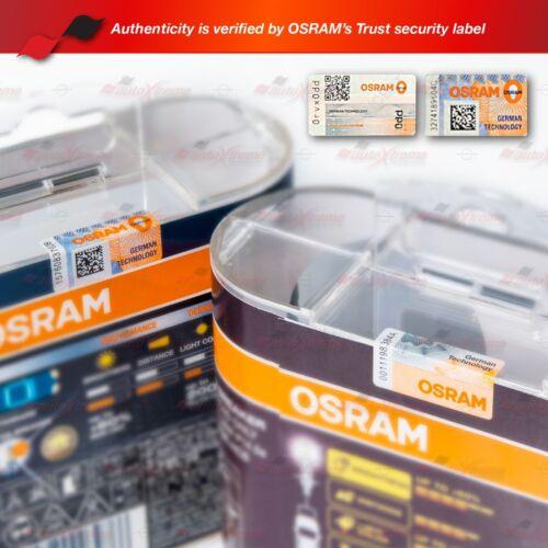 2er OSRAM H8 FOG BREAKER Scheinwerfer Auto Lampen 2600K Gelb NEBELSCHEINWERFER