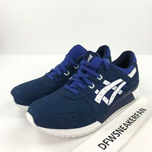 b32e04f0466f Asics Gel-Lyte III Men s Size 12 Running Shoes Blue H7K4Y-4501 New ...