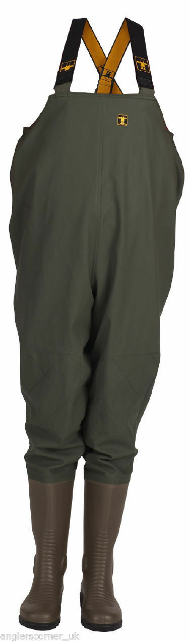 GUY COTTEN COTBOT CHEST WADERS HEAVY DUTY COMMERCIAL WATER PROOF
