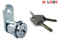 """Lot Of 40 Dimple Cam Lock 17.9mm (0.7"""") High Security 12 Pins Dimple Strong"""