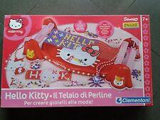 Hello Kitty Telaio di Perline Hello Kitty Clementoni Originale Idea Regalo