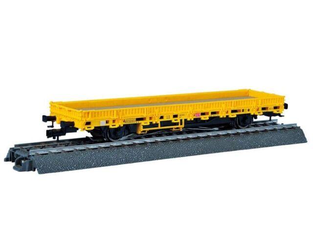 Viessmann 2316 Sound-Niederbordwagen mit Antrieb, gelb, AC-Version, Spur H0