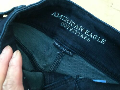 American Hi Super Taille Dark Stretch Jegging Rise Choisir Blue Eagle prpSawqB