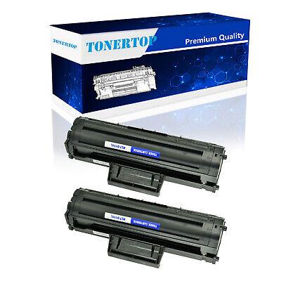 2 PK MLT-D111L High Yield Toner Cartridge for Samsung MLTD111L SL-M2022W M2070