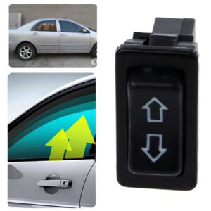 Universal-Plastic-Direct-Current-12V-20A-Auto-Car-Power-Window-Switch-5-Pin-J-Gy