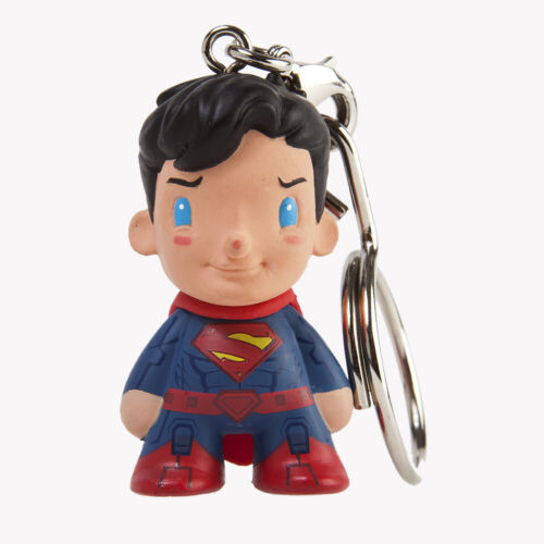 Kidrobot DC Comics Superman Vinyl Figure Keychain NEW Toys Justice League Movie