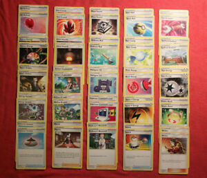 Pokemon-Trainer-Toolkit-50-Card-Lot-2x-Boss-039-s-Orders-Tool-Scrapper-Etc-NM-M