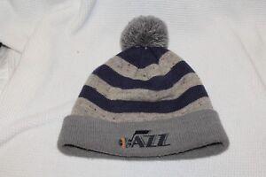 Image is loading Jazz-winter-cap-beanie-with-pom-pom-top e1d6c176383