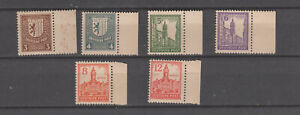 Germany Leipzig 1946 New Daily Stamps mnh