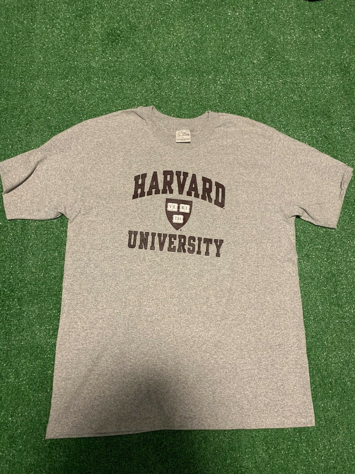 Vintage Single Stitch Harvard University T Shirt  - image 1