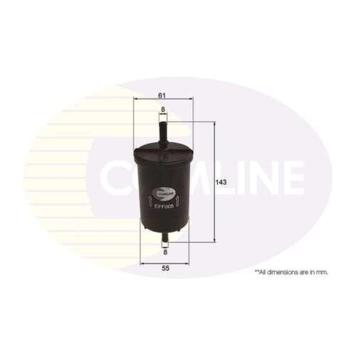 Fits Citroen Saxo Genuine Comline Fuel Filter