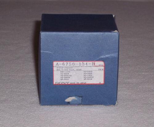 Sony Box Block Assembly Gear A-6750-134-B A6750134B New