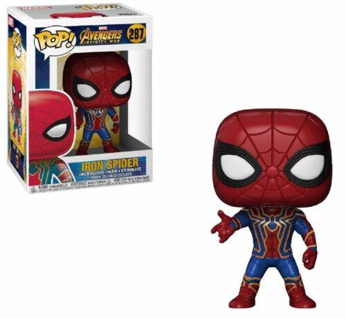Funko POP Vinyl Collectible Figure Iron Spider Infinity War