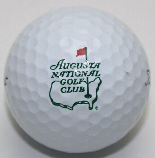 1 Dozen Titleist Mix AAAAA Mint (Augusta National Golf Club Logo) Golf Balls
