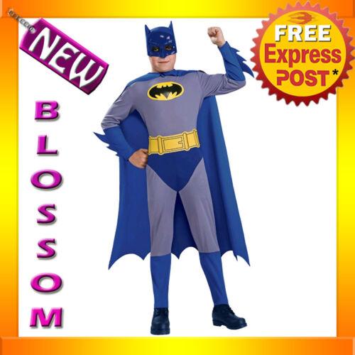 CK131 Licensed Batman Brave /& Bold Toddler Boys Child Superhero Costume