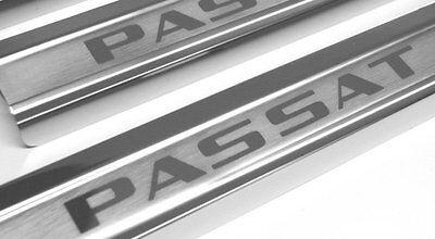 Passat B8 Edelstahl Einstiegsleisten für VW PASSAT 3G5 Angebot mit Gravur