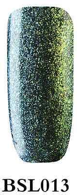 RS NAIL Soak Off Gel Nail Polish UV LED Varnish Nebula Glue Glitter Shiny Colour