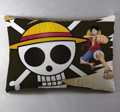 Neu ONE PIECE Anime Manga Kissen Sofakissen Dekokissen Pillow Cushion 40x60CM C7