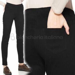46bb61e32e Dettagli su Ragno Pantalone Donna Perfect Fit Slim in misto cotone 71076Z