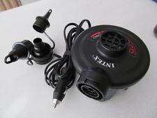 Intex Quick-Fill OBO Electric Air Pump 12V Model AP626 Vehicle Power w/3 Nozzles