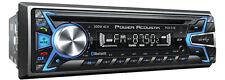 New Power Acoustik 1 Din PCD-51B CD/WMA/MP3 Digital Media Player Bluetooth
