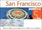 San Francisco PopOut Map by Compass Maps (Sheet map, folded, 2016)