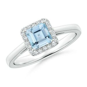 14k-White-Gold-Natural-Round-Cut-Diamond-Aquamarine-Engagement-Women-Ring