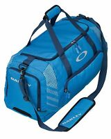 Oakley 85l Large Sport 28 Blue Duffle Bag Made For Travel Or The Gym -