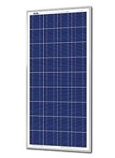 120W Watt 12V Volt Solar Panel RV Camping Off Grid Battery Boat Photovoltaic