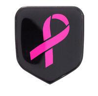 Breast Cancer Awareness Emblem Will Fit Dodge Truck Grille 1994-02 Gas & Cummins