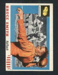 1955-Topps-All-American-19-Bruce-Smith-EXMT-99402