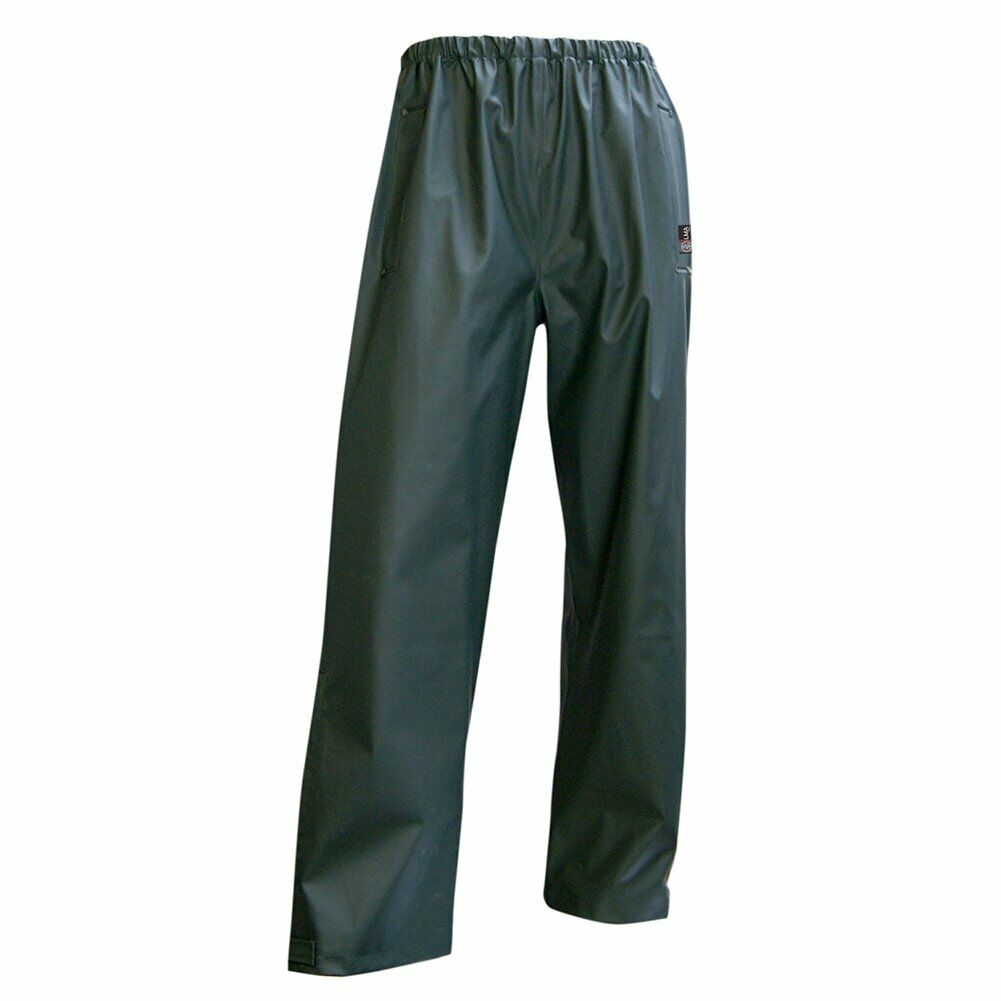 Waterproof Rain Trousers Quality Made Clothing LMA Brand New