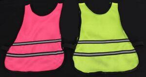 High-Visibility-Hi-Vis-Running-Vest-Reflective-Cycling-Bib-Safety-Top