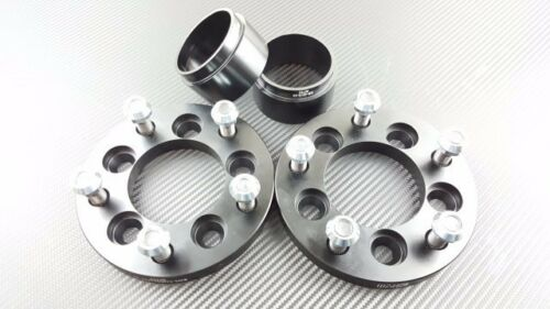 Phase 2 20MM Bolt-on Spacers for 240SX 4 Lugs G20 Sentra Altima Versa 240Z 280Z