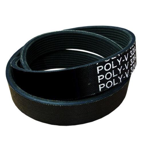 "220J4 J Section With 4 Ribs 559mm//22.0/"" Length 559J4 Poly V Belt"