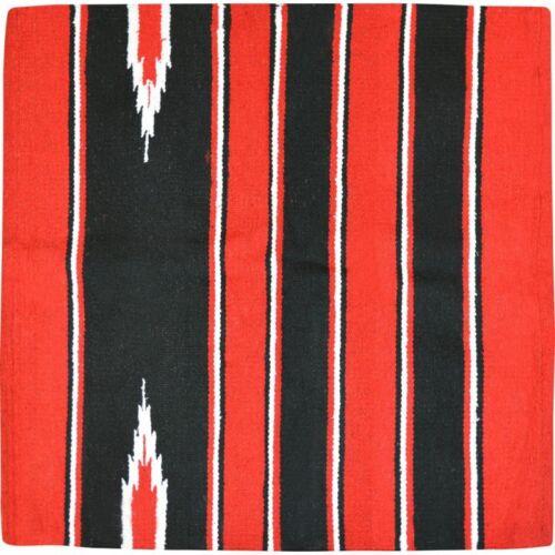 Navajo Decke  Satteldecke Größe  etwa 76 cm x 76 cm   Neu