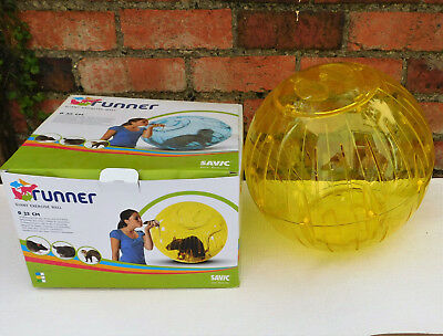 Pet exercise ball Savic Runner giant size 32 cm rat ferret chinchilla large
