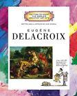 Eugene Delacroix Book Mike Venezia PB 0516269763 Ing
