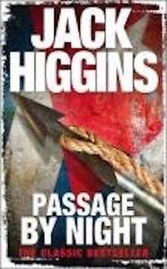 Jack-Higgins-Passage-par-Nuit-Tout-Neuf-Livraison-Gratuite-Ru