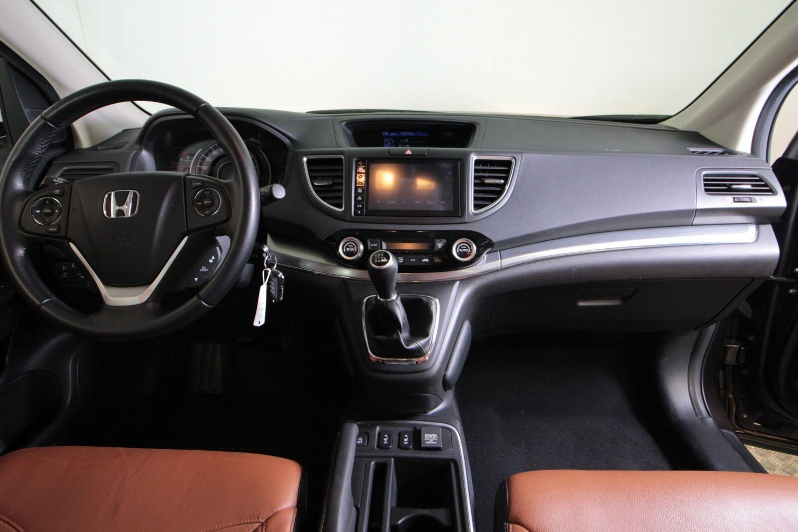Honda CR-V i-DTEC Elegance+