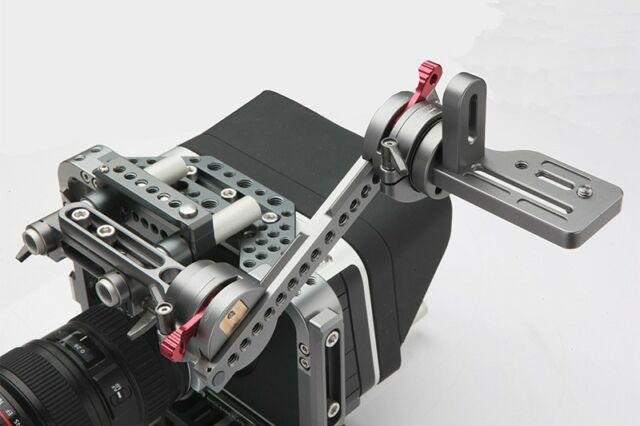 Tilta EVF Holder Mount for 15mm/19mm Rail System Red EPIC Scarlet / ARRI ALEXA
