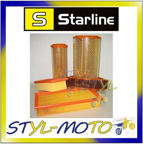 FILTRO ARIA AIR FILTER STARLINE SFVF7502 FORD FOCUS 1.6 Ti-VCT 2000 CAP