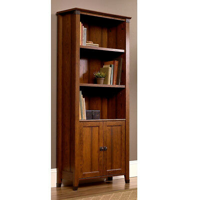 Craftsman Mission Shaker Bookcase W Wrought Iron New Made In The Usa Ebay