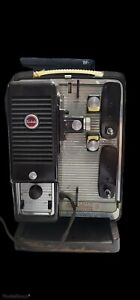 KODAK SHOWTIME 8 8mm MOVIE FILM PROJECTOR Fully Tested & Works Great!