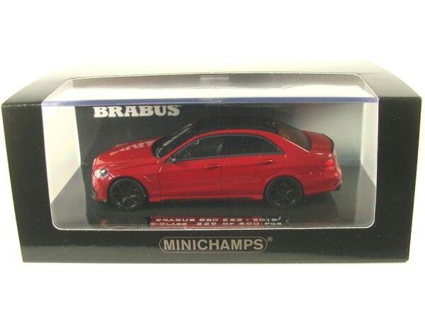 tiempo libre Brabus 850 850 850 (e63) e-class (rojo metalizado) 2015  Entrega directa y rápida de fábrica