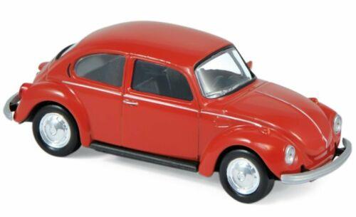 Kasan Red Norev 1:43 VW Volkswagen Käfer Beetle 1303-1973