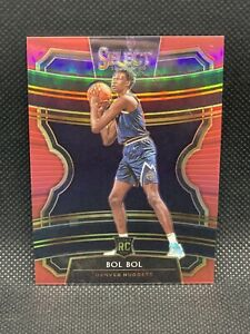 2019 Panini Select Red Prizm /199 Bol Bol HOT