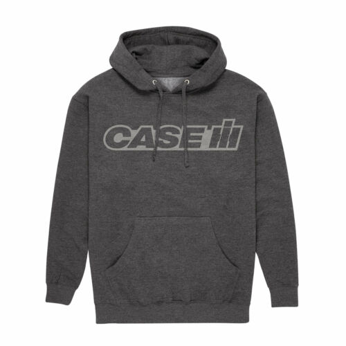 Case Ih Logo Tone Adult Pullover Hood