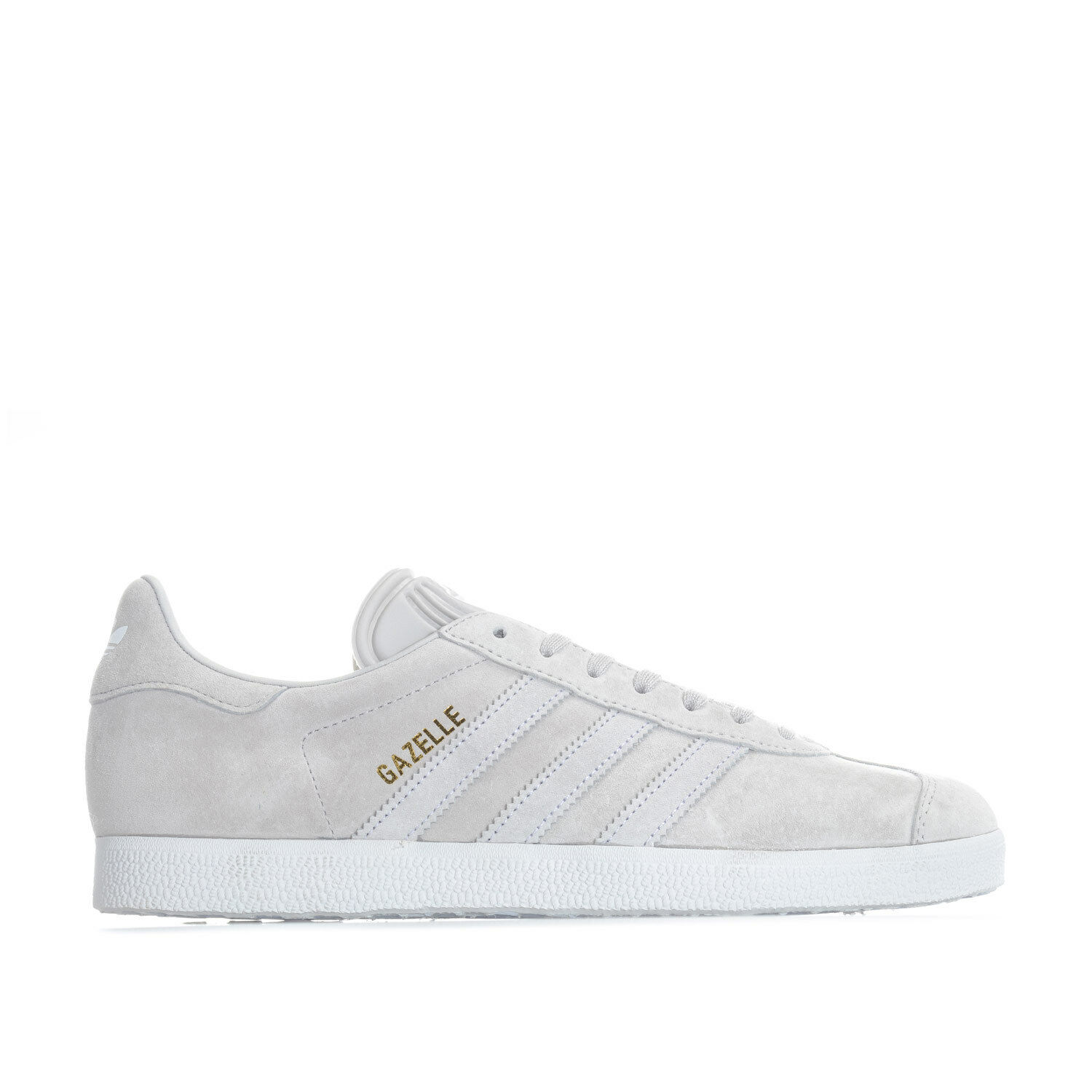 Womens adidas Originals in Womens Gazelle Trainers in Originals Light Grey - UK 4 ea2f46
