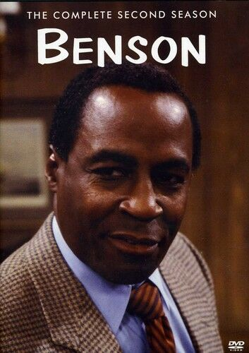 1 of 1 - Benson: The Complete Second Season [3 Discs] (2012, DVD NEW)